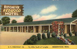 Ritcheys' Redwood Motel