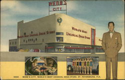 Webb's City, World's Most Unusual Drug Store