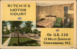 Ritchie's Motor Court