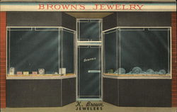 Brown's Jewelry