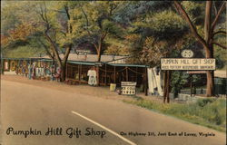 Pumpkin Hill Gift Shop