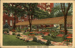 The Ridgely Terrace Garden