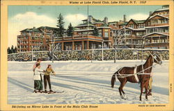 Winter at Lake Placid Club