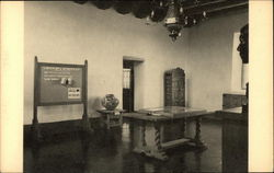 Laboratory of Anthropology, Interior View