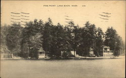 Pine Point, Lake Boon