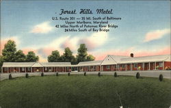 Forest Hills Motel