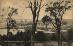 View Across Connecticut Valley into Vermont