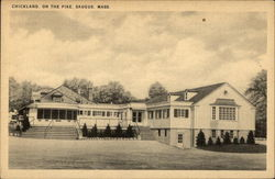 Chickland on the Pike Postcard