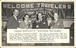 "Tommy Bartlett's ""Welcome Travelers"""