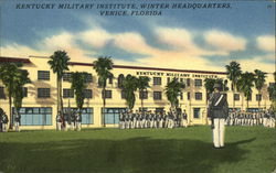 Kentucky Military Institute - Winter Headquarters