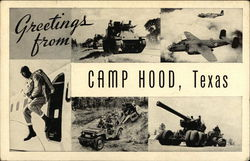 Greetings From Camp Hood