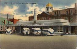 Geryhound Bus Station