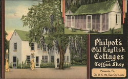 Philpot's Old English Cottages and Coffee Shop