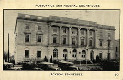 Post Office and Federal Courthouse
