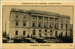 Postoffice and Federal Courthouse