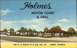 Holmes Motor Court & Grill