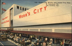 Webb's City Drug Store