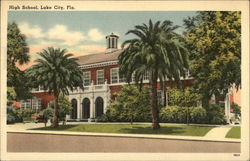 High School, Lake City, Fla.