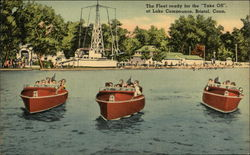 The Fleet on Lake Compounce