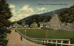 Entrance to Lake Compounce