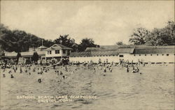 Bathing Beach, Lake Compounce