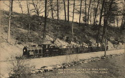 The Famous Gillette Railroad