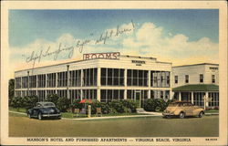 Manson's Hotel and Furnished Apartments--Virginia Beach, Virginia