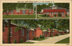 John Paul Jones Motor Court