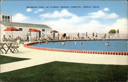 Swimming Pool, McCloskey General Hospital