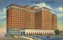 The Plaza Hotel Postcard