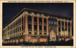 The Harris Company Department Store