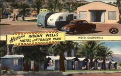 Indian Wells Motel and Trailer Park