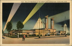 Hall of Progress, Great Lakes Exposition
