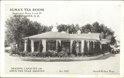 Alma's Tea Room
