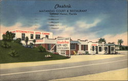 Chester's Matanzas Court and Restaurant