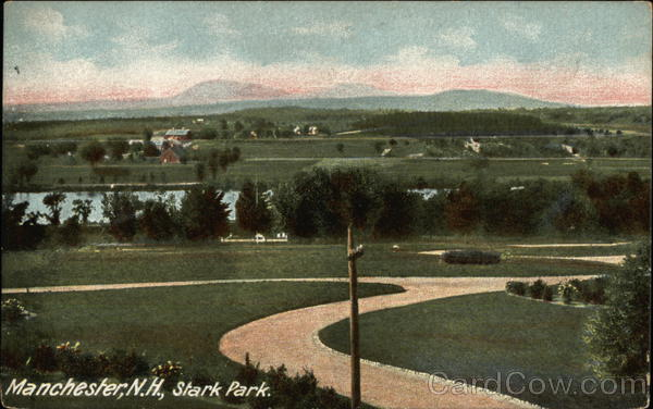 Stark park Manchester New Hampshire