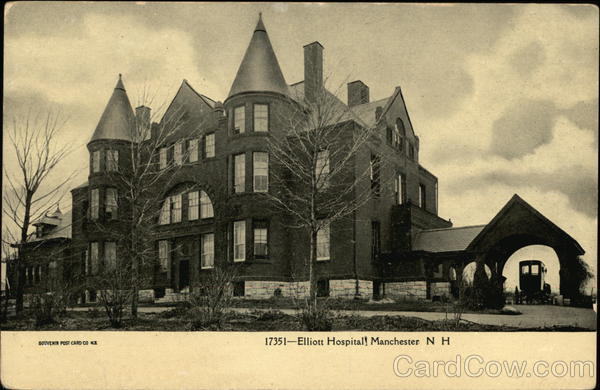 Elliott Hospital Manchester New Hampshire