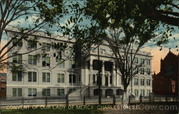 Convent of Our Lady of Mercy Charleston South Carolina