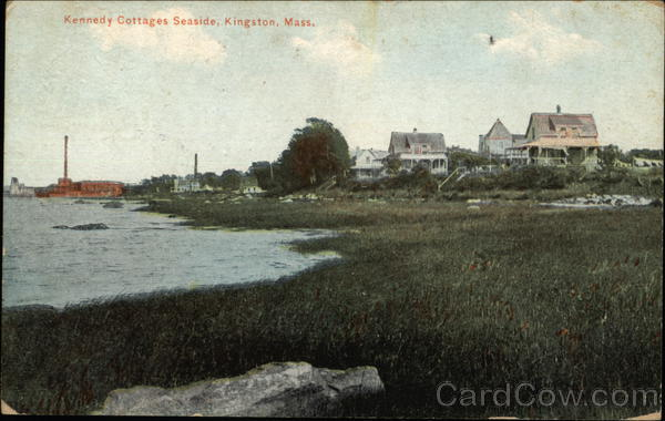 Kennedy Cottages Seaside Kingston Massachusetts