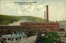 International Paper Company Mill
