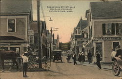 Commercial Street, Near railroad Crossing