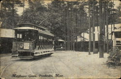 Tram at Mayflower Grove