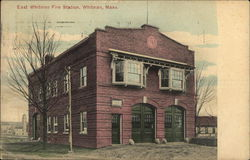 East Whitman Fire Station