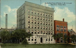 Bird's Eye View of Y.M.C.A. and Elks Club