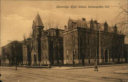 Shortridge High School