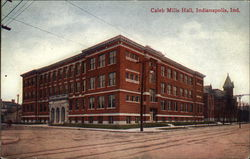 Caleb Mills Hall Postcard