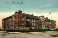 Emerson School Postcard