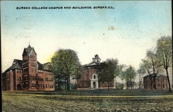 Eureka College Campus and Buildings