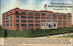 The W.T. Rawleigh Company, Memphis Factory