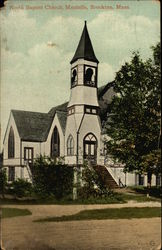 North Baptist Church, Montello